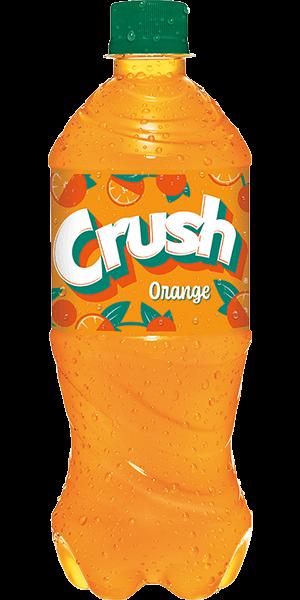 Orange, Grape, Cherry & More | Crush Soda